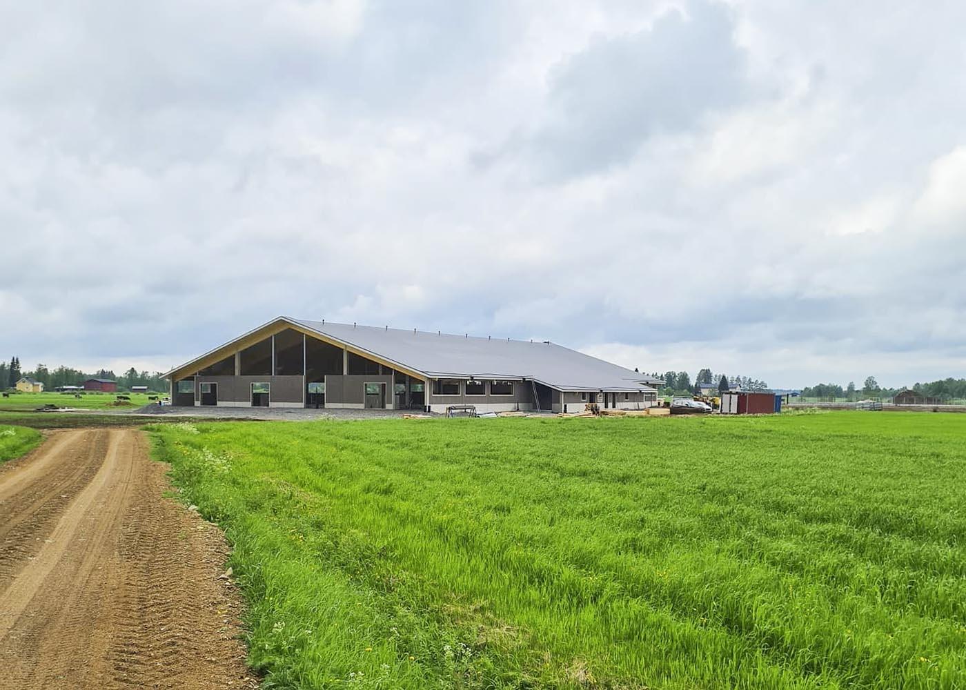 maatilarakentaminen